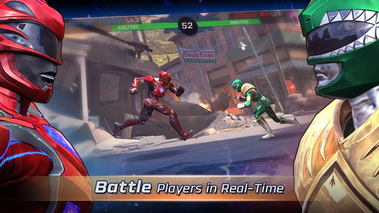 Power Rangers: Legacy Wars screenshot-0