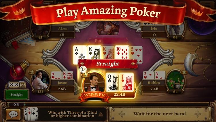 Scatter Texas Holdem Poker screenshot-0