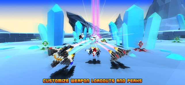 Hovercraft: Battle Arena Screenshot