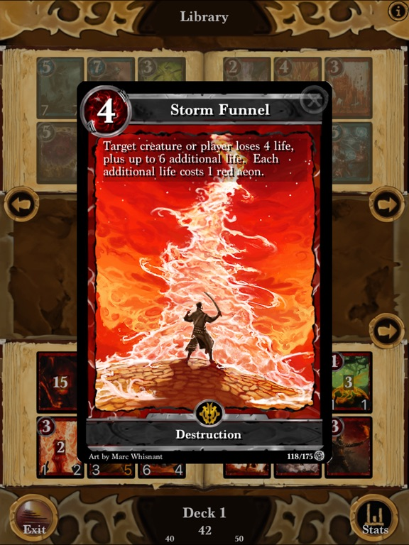 Screenshot #4 pour Lost Portal CCG