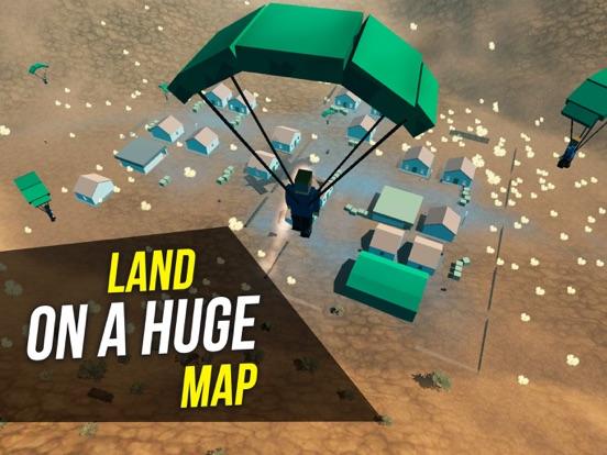 Pixel Battle Royale Ground Gun by Andrey Denisov (iOS, United States