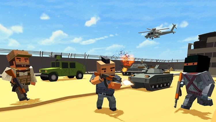 Mission IGI Pixel FPS Shooting screenshot-4