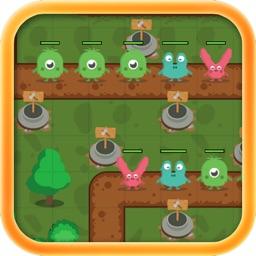 植物丛林塔防:大战怪物僵尸