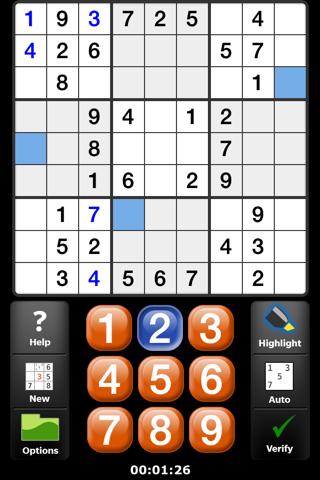 Satori Sudoku screenshot 2