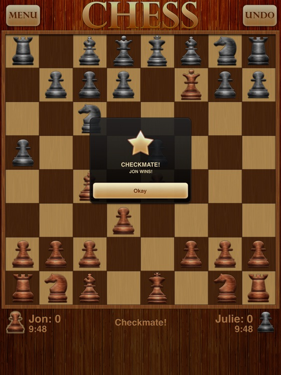 Chess HD  ∙