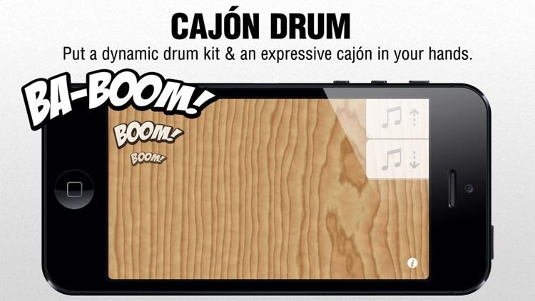 Cajón Drum