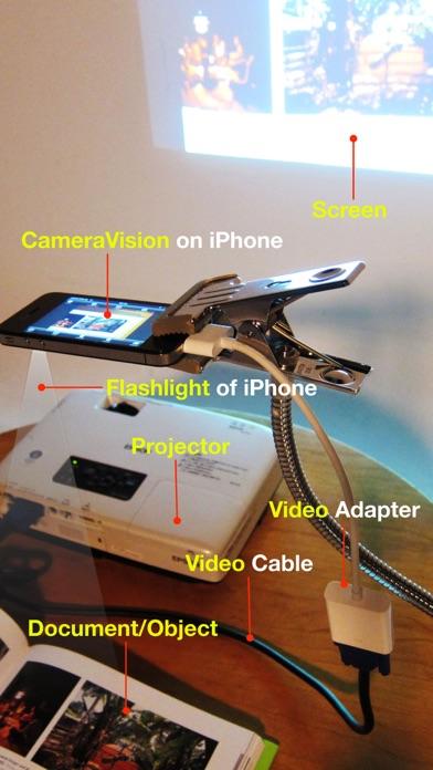 CameraVisionのおすすめ画像1
