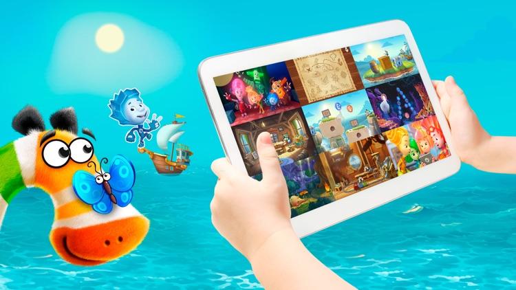 Skazbuka - games for kids screenshot-3