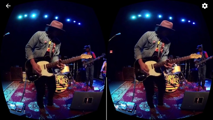 Davy Knowles 360 screenshot-3