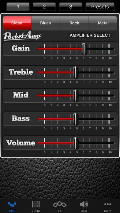 PocketAmp - Guitar Amp Effects-0
