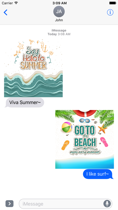Summer Quotes & Message written on the Sand screenshot 2