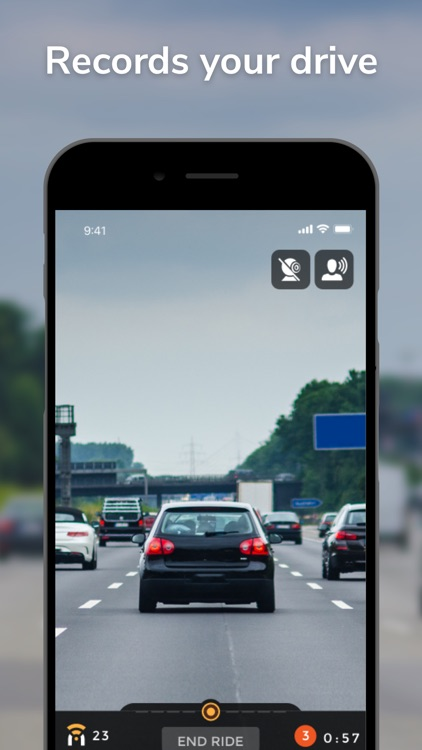 Nexar - AI Dashcam screenshot-0
