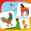 Farm Flip Fun – Match Animals