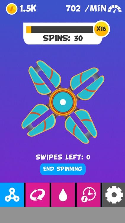Fidget Spinner - Spin Simulator screenshot-3