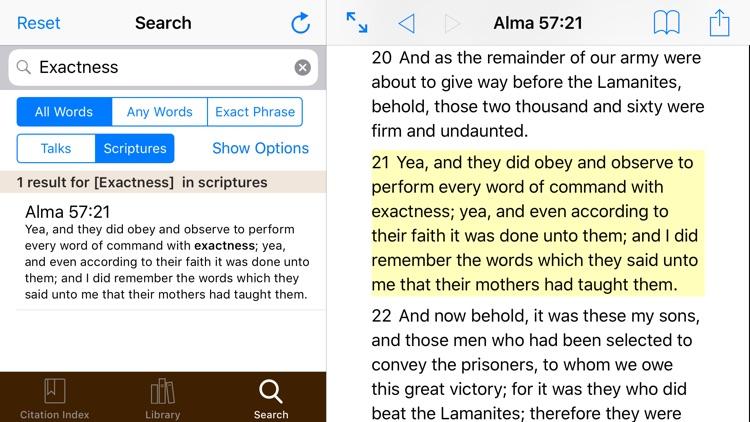 Scripture Citation Index screenshot-4