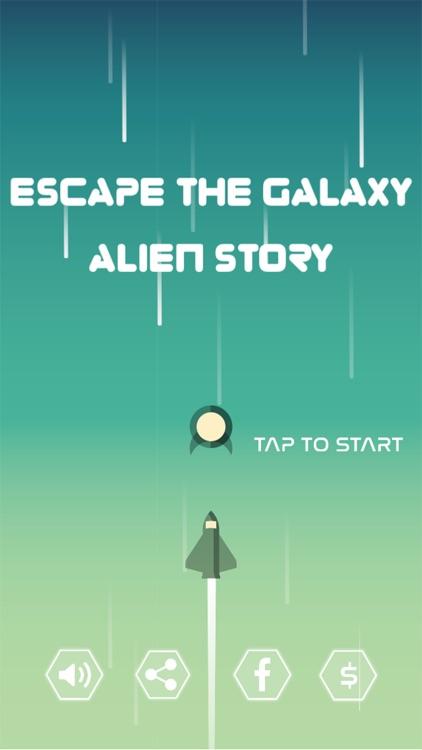 Escape the Galaxy-Alien Story