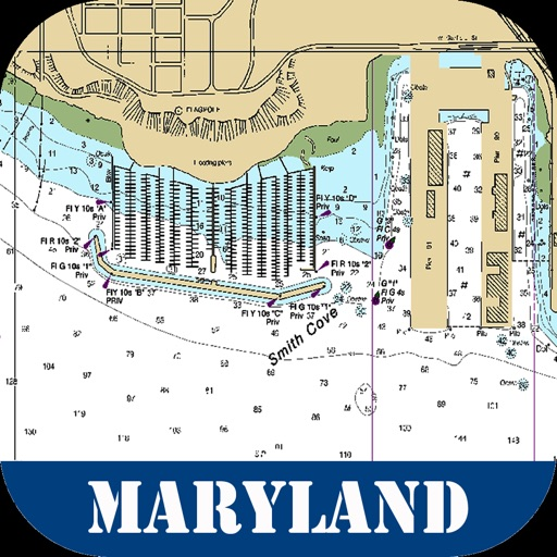 Maryland Raster Maps