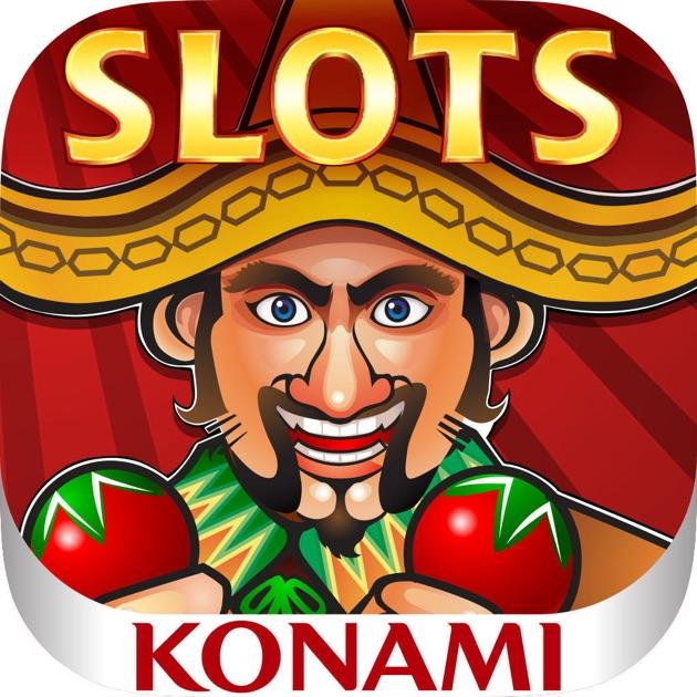 Konami Free Slot Play my KONAMI Slots ...