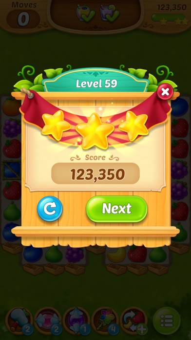 download Fruits Mania : Fairy rescue apps 3