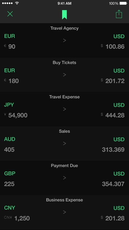 Stacks 2 - New Age Currency Converter screenshot-3