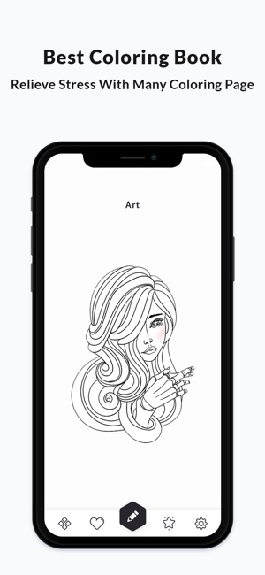 Anime Coloring Book - recolor on the App Store