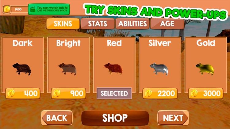 Guinea Pig In Forest screenshot-3