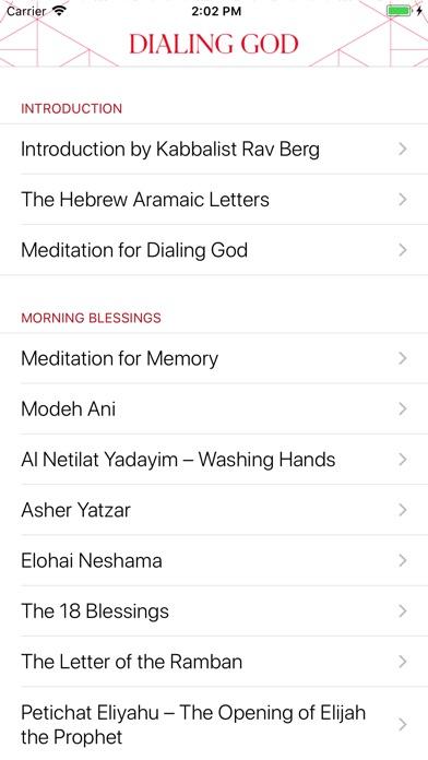 Dialing God review screenshots