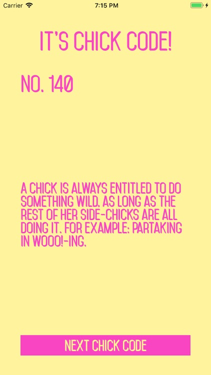Chick Code Chick - Chick Bible screenshot-4