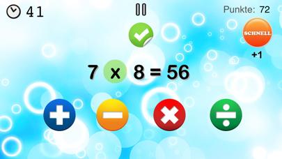 Screenshot for Mathe Meister lite in Germany App Store