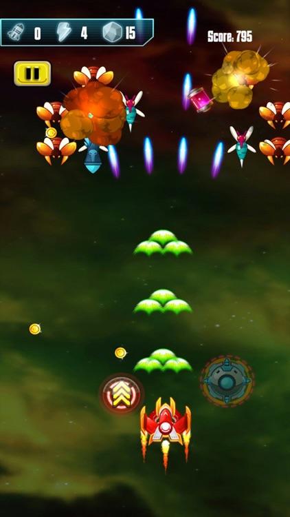 Galaxy Invader Shooter screenshot-3