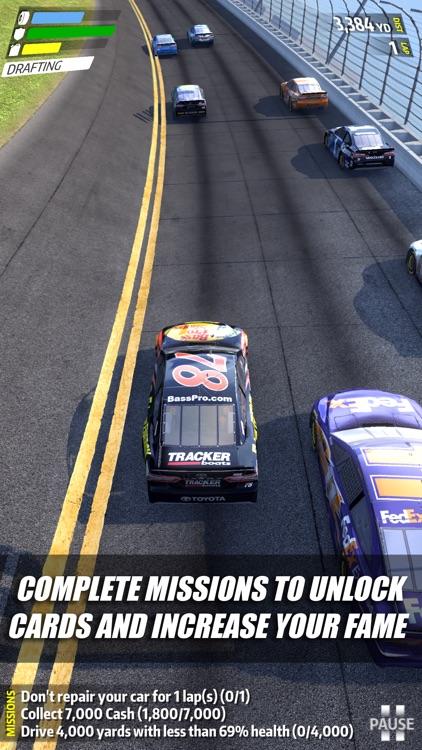 NASCAR Rush screenshot-3