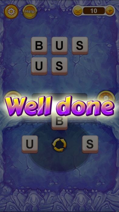 Word Heroes - Word Puzzle Game screenshot 4