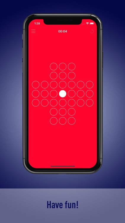 Peg Solitaire by FT Apps screenshot-4