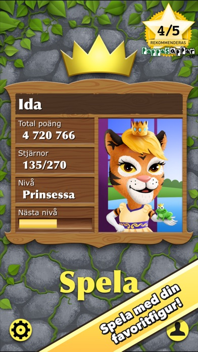 Screenshot for King of Math Jr in Sweden App Store