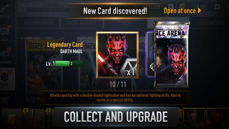 Star Wars™: Force Arena screenshot-3