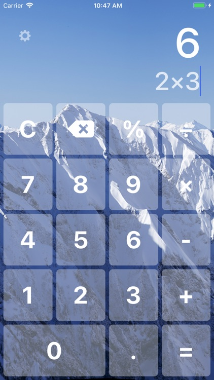 Big Calculator Pro screenshot-4