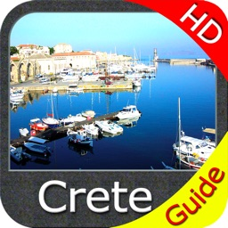 Crete (Greece) HD - GPS Charts