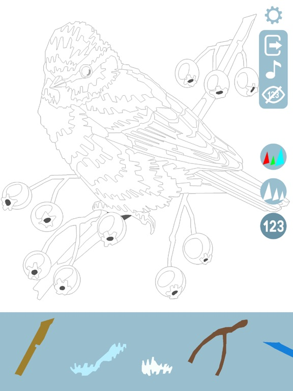 Скачать игру Раскраска по номерам Pixel art