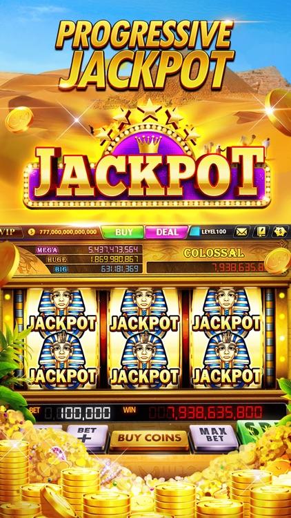 Huge Win Slots: Vegas Casino screenshot-3