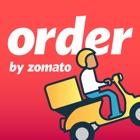 Order by Zomato icon
