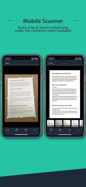CamScanner Document Scanner On The App Store - Invoice scanning software free best online watch store