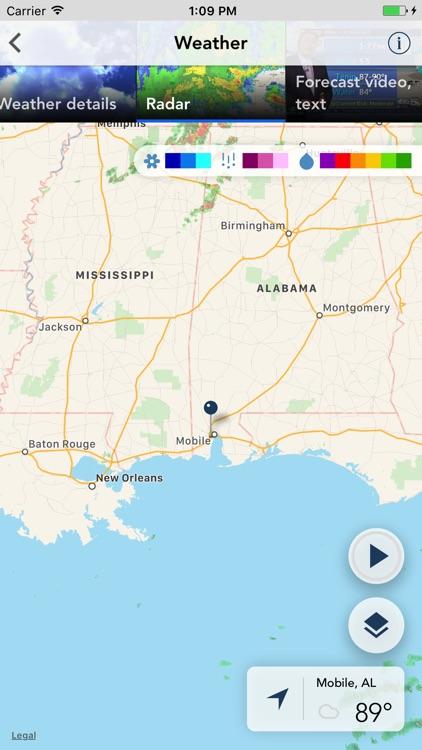 WKRG News 5 - Mobile, AL News screenshot-4