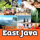 Travel to East Java Indonesia icon