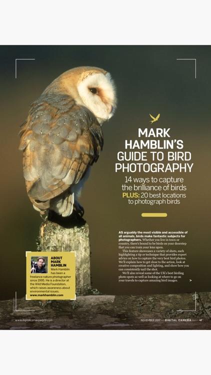 Digital Camera World: the SLR photography magazine