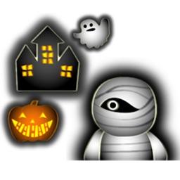 Pumpkin and Friends Sticker