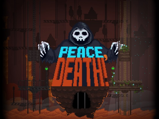 Peace, Death! screenshot 6