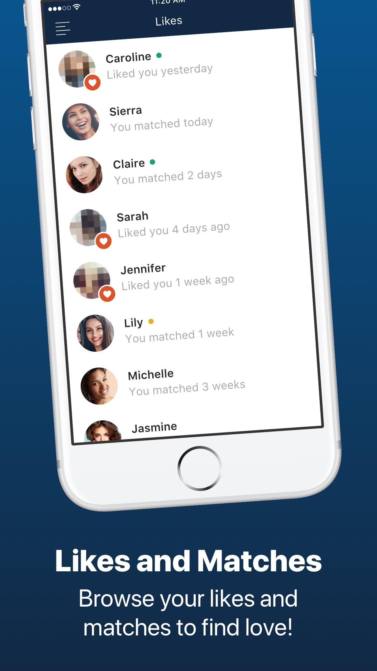 IAmNaughty – Like and Match Screenshot