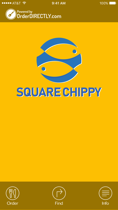Square Chippy, Caerphilly screenshot one