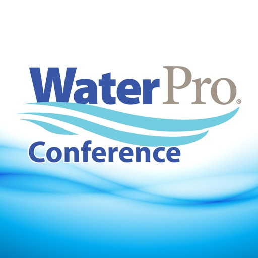 WaterPro Conference App icon