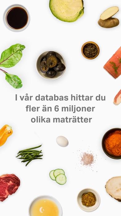 Screenshot for MyFitnessPal in Sweden App Store